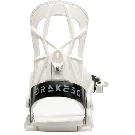Drake Snowboard bindings Fifty (white)