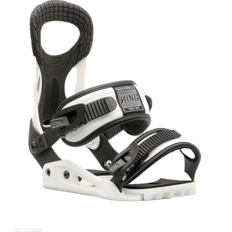 Drake Snowboard bindings King (white)