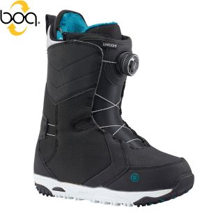 Burton Limelight Boa black 2017/2018