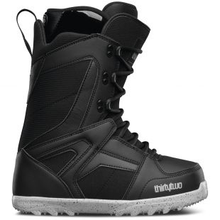 Mens ThirtyTwo Snowboard boots Prion (black)