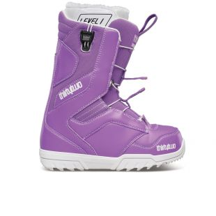 Womens ThirtyTwo Snowboard boots Groomer FT (purple)