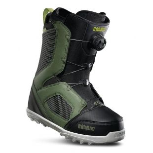Mens ThirtyTwo Snowboard boots Stw Boa (olive/black)