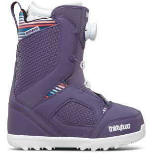 Womens ThirtyTwo Snowboard boots Stw Boa (purple)