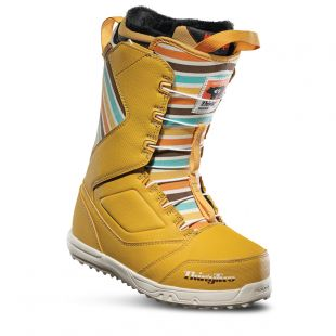 Womens ThirtyTwo Snowboard boots Zephyr FT (yellow)
