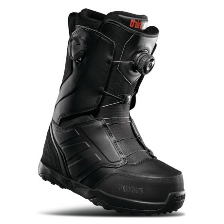 Mens ThirtyTwo Snowboard boots Lashed Double Boa (black)
