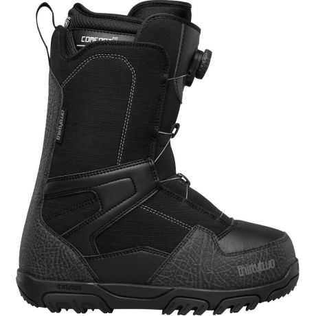 Mens ThirtyTwo Snowboard boots Shifty Boa (black)