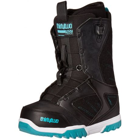 Womens ThirtyTwo Snowboard boots Groomer FT (black)