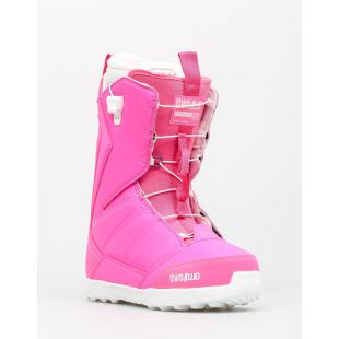 Womens ThirtyTwo Snowboard boots Lashed FT (pink)