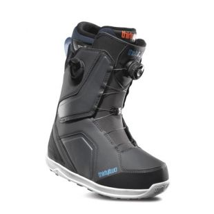 Mens ThirtyTwo Binary Boa Snowboard boots (grey)