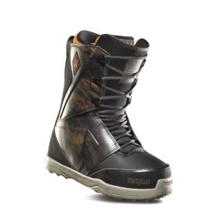 Mens ThirtyTwo Lashed Snowboard boots (black/camo)