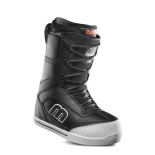 Mens ThirtyTwo Lo Cut Snowboard boots (black/white)