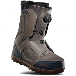 Mens ThirtyTwo Snowboard boots Stw Boa (brown)