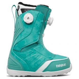 Womens ThirtyTwo Snowboard boots Lashed Double Boa (turquoise)