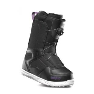 Womens ThirtyTwo Shifty Boa Snowboard boots (black)