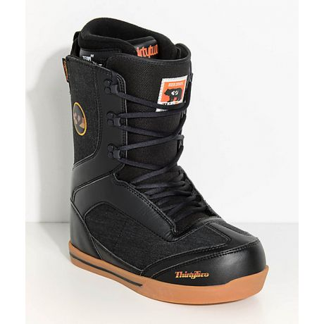 Mens ThirtyTwo Snowboard boots Lo Cut (black)