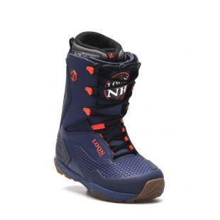 Mens ThirtyTwo Tm 3 Loon Snowboard boots (navy/orange/grey)