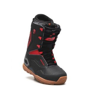 Mens ThirtyTwo Tm 3 Bear Snowboard boots (black/red/gum)