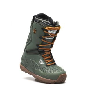 Mens ThirtyTwo Tm 3 Timberline Snowboard boots (green/gum)