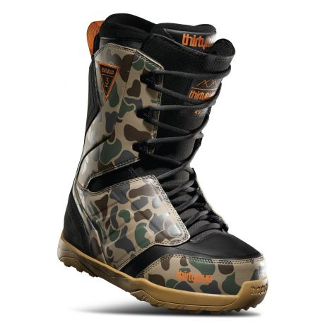 Mens ThirtyTwo Snowboard boots Lashed Double Boa (camo)