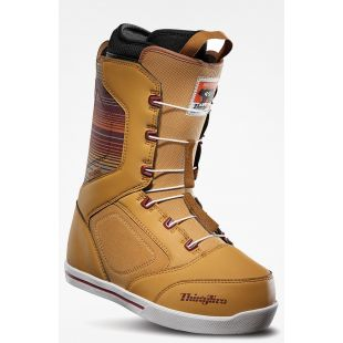 Mens ThirtyTwo Snowboard boots 86 FT (yellow)
