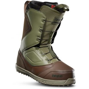 Mens ThirtyTwo Snowboard boots Zephyr FT (brown/green)