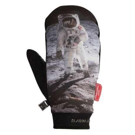 Armada Carmel Windstopper Mitt space