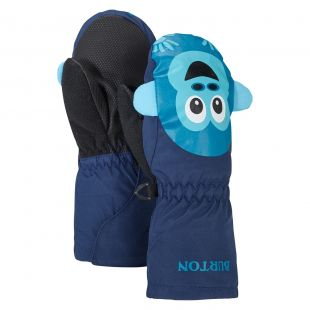 Burton Minishred Grommitt Mitt monkey/mood indigo