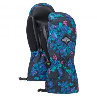 Burton Youth Profile Mitt pop floral
