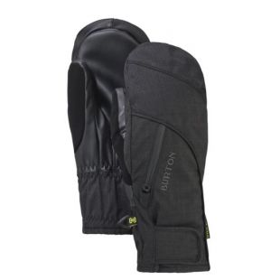 Burton Baker 2 In 1 Under Mitt Wmn (blk/true blk)