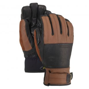 Burton Gondy Gore Leather medium brown/true black