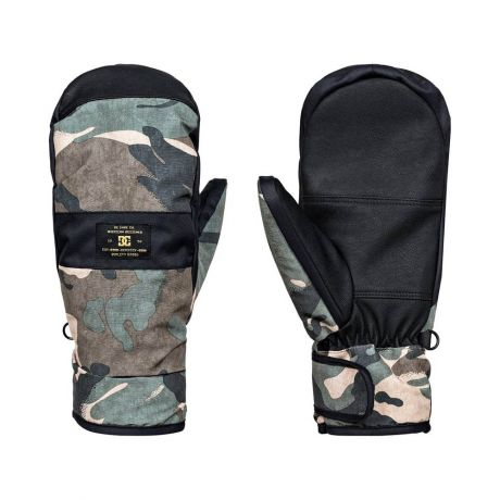 DC Franchise Mitt british woodland camo