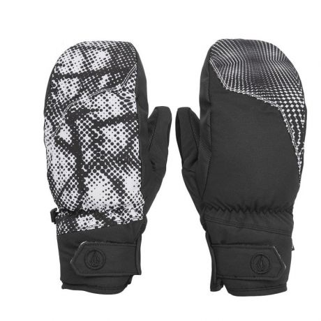 Volcom Stay Dry Gore Mitt black/white