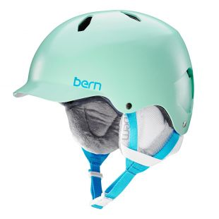 Шлем Bern Bandita Jr satin mint green