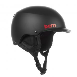 Шлем Bern Team Baker matte black