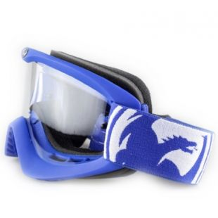 Маска Dragon Cross goggles Mdx (blue clear)