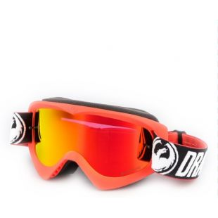 Маска Dragon Cross goggles Mdx (factory/llredion clear)