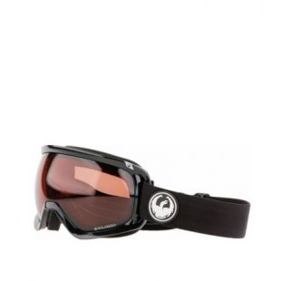 Маска Dragon Goggles D3 (black/lumalens polarized)