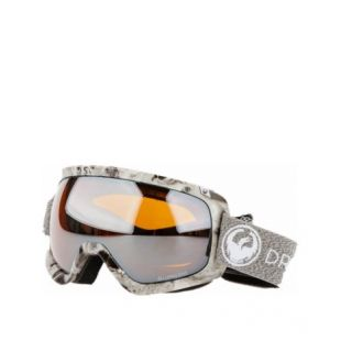 Маска Dragon Goggles D3 (mill/lumalens silver ion/dark smoke)