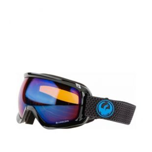 Маска Dragon Goggles D3 (split/lumalens blue ion/l amber)
