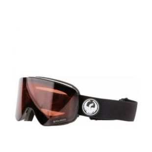 Маска Dragon Goggles NFX2 (black/lumalens polarized)
