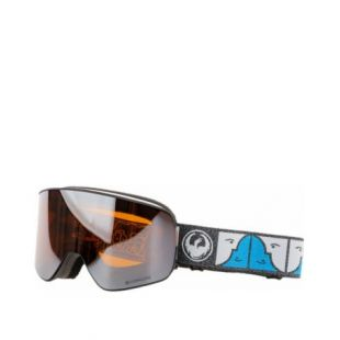 Маска Dragon Goggles NFX2 (forest bailey sig/lumalens silver)