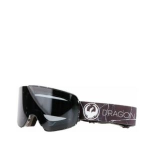 Маска Dragon Goggles NFX2 (jossi wells signature/dark smoke)