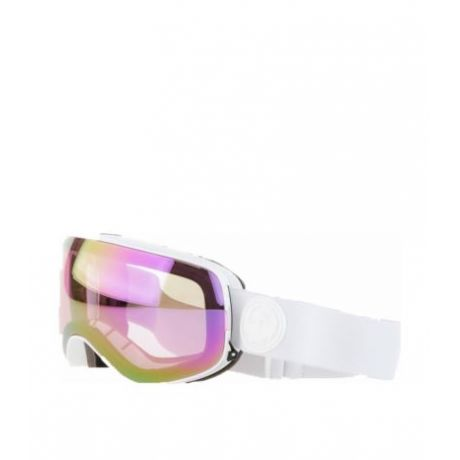 Маска Dragon Goggles X2s (whiteout/lumalens pink ion/dark smoke)