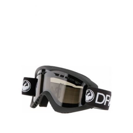 Маска Dragon Goggles DX Goggles DX (black/dark smoke)