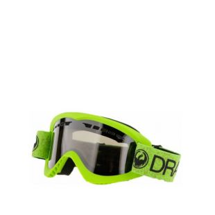 Маска Dragon Goggles DX (green/dark smoke)