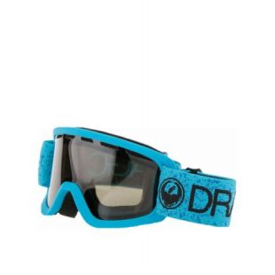 Маска Dragon Goggles Lil D (blue/dark smoke)