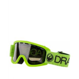 Маска Dragon Goggles Lil D (green/dark smoke)