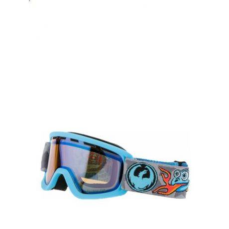 Маска Dragon Goggles Lil D (lumalens flash blue)