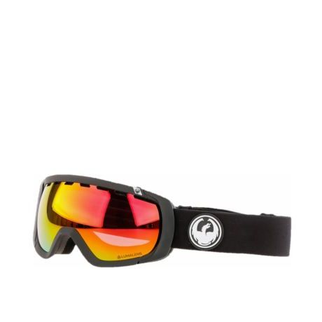 Маска Dragon Goggles Rogue (black/lumalens red ion/l rose)