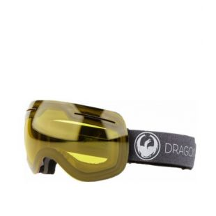 Маска Dragon Goggles X1s (echo/transitions yellow)